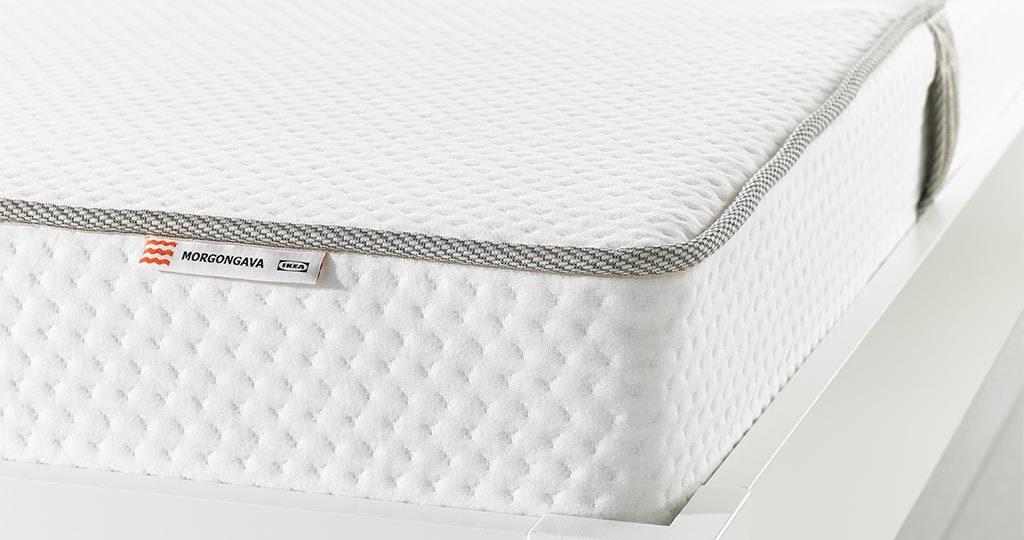 matelas IKEA détail