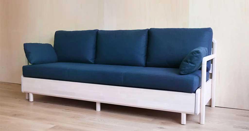 canapé-lit tediber
