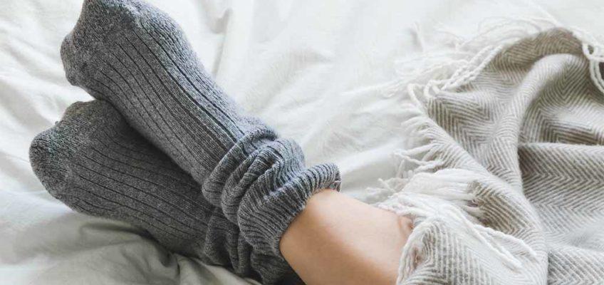 Pourquoi dormir en chaussettes est-il bon pour la santé ?