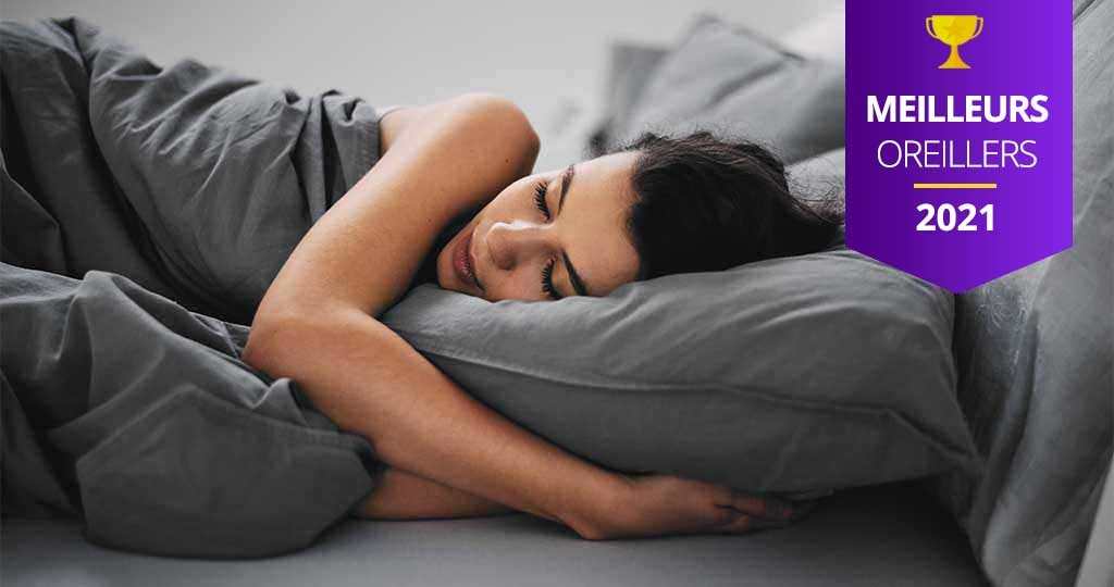 comparatif des meilleurs oreillers 2021